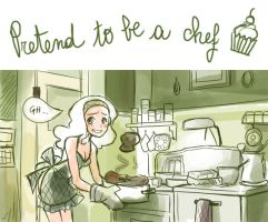 Pretend to be a chef by NoA85