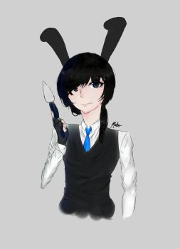 Oswald The Lucky Rabbit | Digital Ver. by Madro333