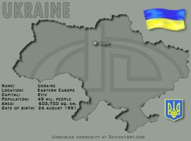 Ukraine IDv1 by ukraine