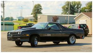 An El Camino SS by TheMan268