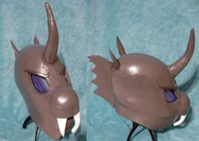 Changling Mask finished by Znegil