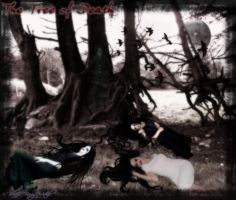The Tree of Death 2 by BlackFairyWitch