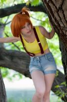 Misty - Pocket Monsters / Pokemon by Bluegarnetmakeup