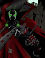 Spawn by HunterSnake11