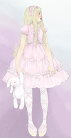 Pastel and Frills by lovinglolisa