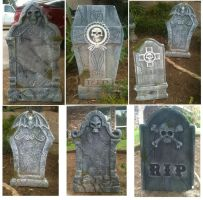 Tombstones Repaint by TimBakerFX