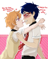 Pocky Day [Reigisa] by Musapan