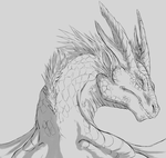 dragon by Diamondsnake