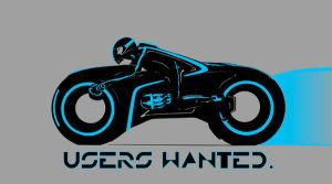 Tron Legacy T-Shirt by rogueymu