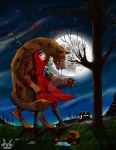 Red Riding Hood by totonchi