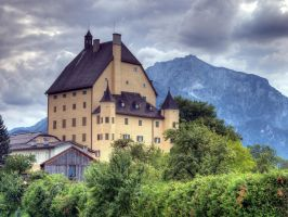 Goldenstein by Burtn