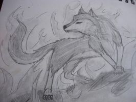 The last Draconian: Shadow Fire by XTheAlphaPackX