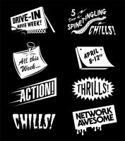 Titles for NETWORK AWESOME! by Huwman