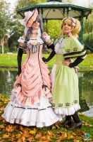 Shoot_BlackButler_Lizzy_LadyCiel_2 by kaihansen3004