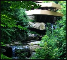 Frank Lloyd Wright III by inverserv