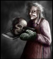 Serial Killer Grandma by Candy-Janney