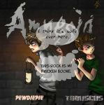 Edit of Tobuscus and PewDiePie by Spicefire by DarkOfInjustice