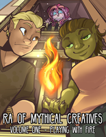 RA of Mythical Creatives by Octeapi