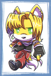 HB For ShaoDen-Chibi Shao|Impmon by KannaTC