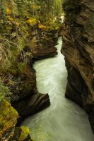 Athabasca Falls #2 by KRHPhotography