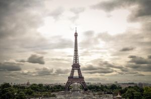 Paris by cmozzocchi