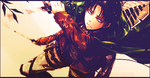 Rivaille Signature - 2 by DeathB00K