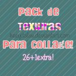 Pack Texturas/Plantillas Para Collage (: by HeeyItsLuu