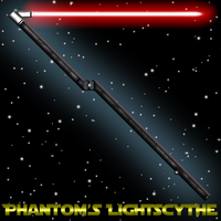 Phantom's Lightscythe by Invirion