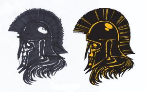 Dead Spartans by ArmoredFoe
