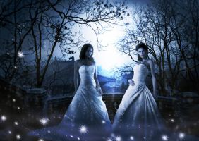 Double Bride by lusi-maria