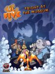 The Lil' Five Paw Prints #1: Fright at the Museum by oICEMANo