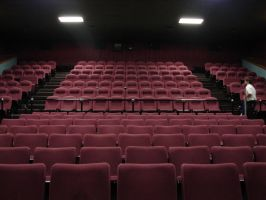 Move Theater Auditorium 1 by FantasyStock