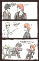 Harry Potter Comic by Sooper-Kool