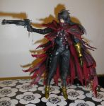 Vincent Valentine (New Figure!) by DragonWorrior
