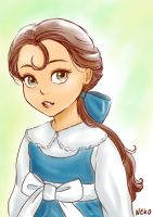 Animators' Belle by NEKO-2006