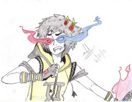 Sollux: Colored Edition by iaintstupid1106