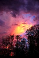 Just before the Spring Storm 2 by NeighborJohn