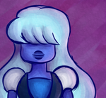 Sapphire Paint Attempt 2 by kaypxz