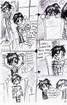 creature feature comic xD by InvaderAnn