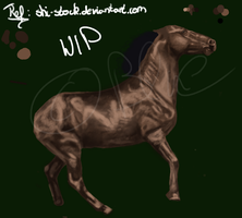 WIP Loverboy by Bluenighthorse
