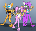 Commission: Triple Trouble The 2nd by Brother-Orin
