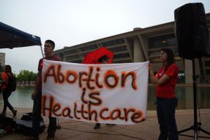 Abortion is Helthcare by bowtiephotography