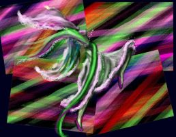 Unfinished Dance by Karenee-Art