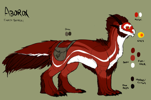 Aborox temporary ref by lambomill