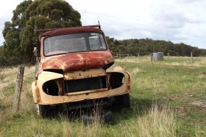 Old Truck 2 by Digimaree