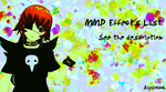 MMD Effects List - Update 01 by Alquimica