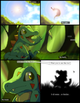 Pokemon Beta - Page 1 REDRAW by SpeedBoostTorchic