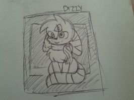 traditional dizzy by Bolteyboltt