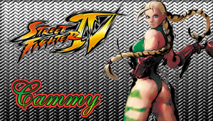 SFIV Cammy PSP Wallpaper by WhiteAngel50000