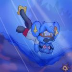 Clamperl Catching by FrightFox